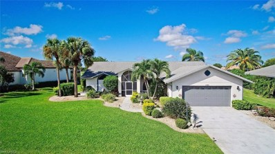 11386 Royal Tee CIR, Cape Coral, FL 33991 - MLS#: 218064262