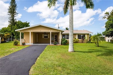 318 11th PL, Cape Coral, FL 33909 - MLS#: 218064344