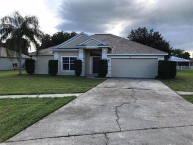 1529 Scholar CT, Lehigh Acres, FL 33971 - MLS#: 218064347
