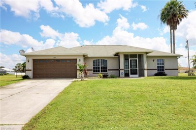 2019 16th PL, Cape Coral, FL 33909 - MLS#: 218064367