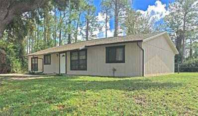 3819 4th W ST, Lehigh Acres, FL 33971 - MLS#: 218064372