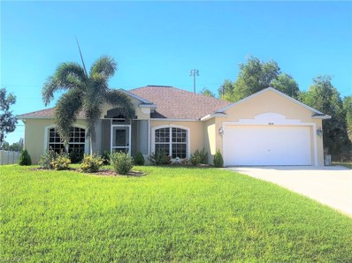 3424 17th PL, Cape Coral, FL 33914 - MLS#: 218064389