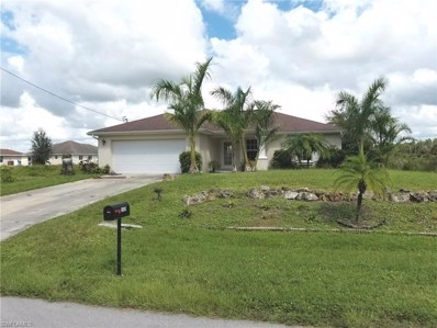 1025 Durand ST, Lehigh Acres, FL 33974 - MLS#: 218064391