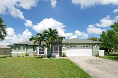 217 39th TER, Cape Coral, FL 33914 - MLS#: 218064427