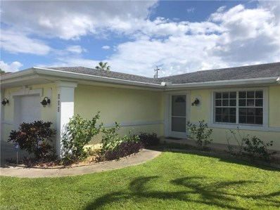 226 16th TER, Cape Coral, FL 33991 - MLS#: 218064506