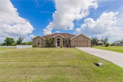 1201 4th PL, Cape Coral, FL 33909 - #: 218064776