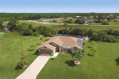4321 9th CT, Cape Coral, FL 33909 - #: 218064783