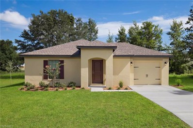 853 Rue Labeau CIR, Fort Myers, FL 33913 - #: 218064854
