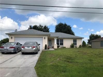 4116 9th Sw ST, Lehigh Acres, FL 33976 - MLS#: 218064951