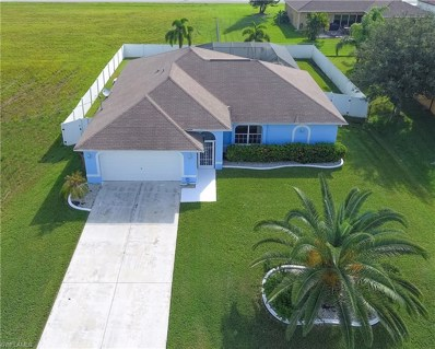 1633 37th PL, Cape Coral, FL 33993 - #: 218064972