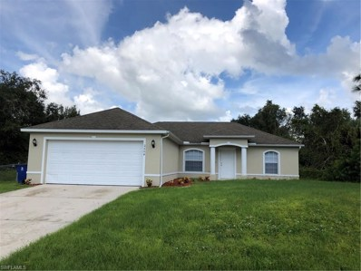 2504 55th Sw ST, Lehigh Acres, FL 33976 - MLS#: 218065190