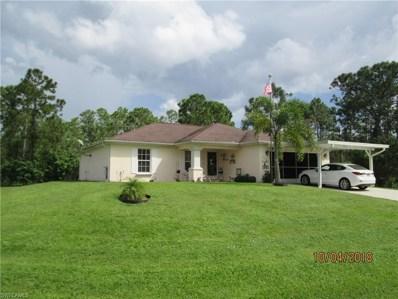 759 Burns S AVE, Lehigh Acres, FL 33974 - MLS#: 218065356