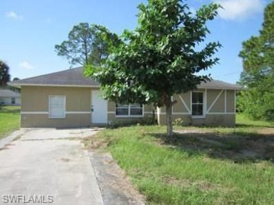 3717 3rd W ST, Lehigh Acres, FL 33971 - MLS#: 218065406