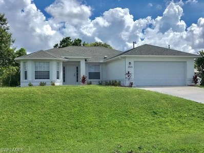2523 10th AVE, Cape Coral, FL 33914 - #: 218065581