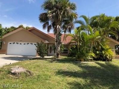 1811 Viscaya PKY, Cape Coral, FL 33990 - MLS#: 218065632