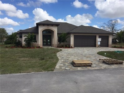 1821 22nd ST, Cape Coral, FL 33991 - MLS#: 218065634