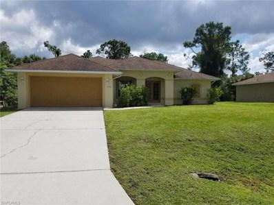 1244 Chrisholm E ST, Lehigh Acres, FL 33974 - MLS#: 218065753