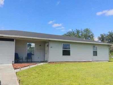 1007 Joel BLVD, Lehigh Acres, FL 33936 - #: 218065897