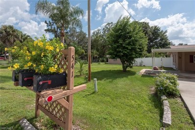 541 Monterey ST, North Fort Myers, FL 33903 - #: 218065922