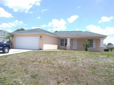 3713 4th Sw ST, Lehigh Acres, FL 33976 - MLS#: 218065990