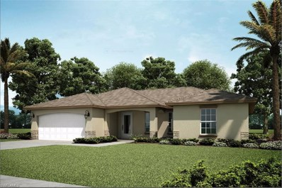 1205 6th AVE, Cape Coral, FL 33909 - #: 218066102