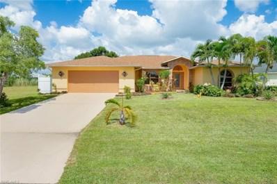 211 12th ST, Cape Coral, FL 33990 - MLS#: 218066174