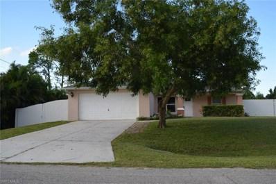 3714 2nd W ST, Lehigh Acres, FL 33971 - MLS#: 218066279