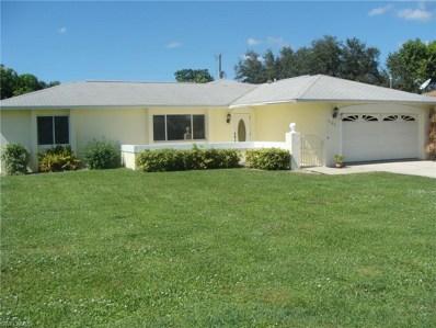 4100 6th PL, Cape Coral, FL 33914 - MLS#: 218066318