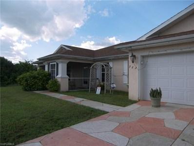 723 Chambers E ST, Lehigh Acres, FL 33974 - MLS#: 218066339
