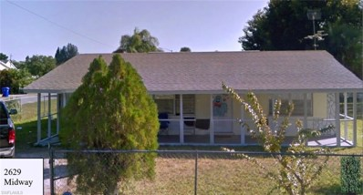 2629 Midway AVE, Fort Myers, FL 33916 - #: 218066383