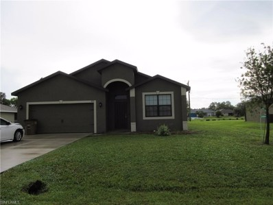 824 16th TER, Cape Coral, FL 33991 - MLS#: 218066478