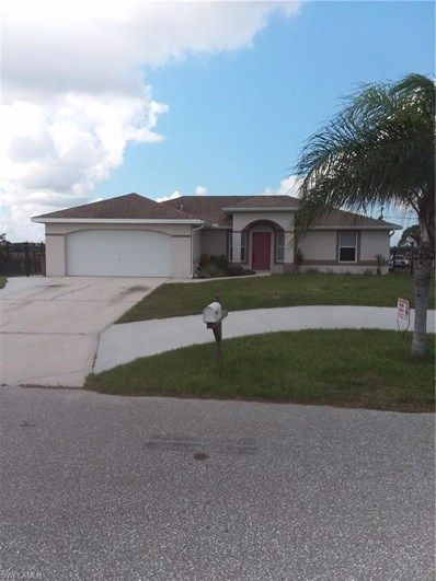 1707 Abbott AVE, Lehigh Acres, FL 33972 - MLS#: 218066544