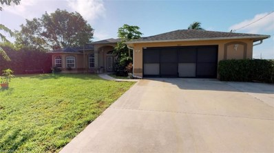 1822 11th LN, Cape Coral, FL 33909 - #: 218066656