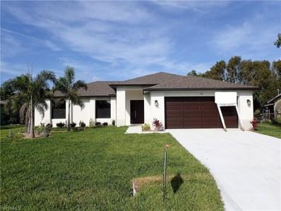 636 11th AVE, Cape Coral, FL 33990 - MLS#: 218066684