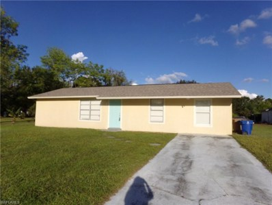 310 Colgate AVE, Lehigh Acres, FL 33936 - MLS#: 218066835