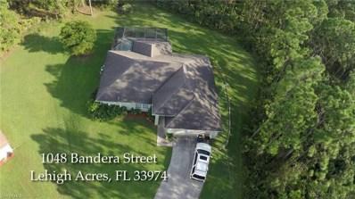 1048 Bandera ST, Lehigh Acres, FL 33974 - MLS#: 218066901