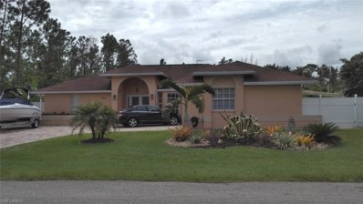 3102 6th ST, Lehigh Acres, FL 33972 - MLS#: 218066916