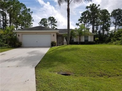 1056 Venture ST, Lehigh Acres, FL 33974 - MLS#: 218066989