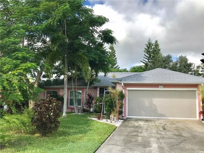 308 13th PL, Cape Coral, FL 33909 - MLS#: 218067027
