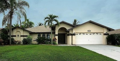 1718 9th TER, Cape Coral, FL 33990 - MLS#: 218067143