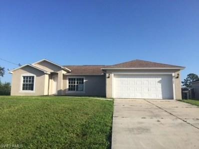 3608 13th Sw ST, Lehigh Acres, FL 33976 - MLS#: 218067174
