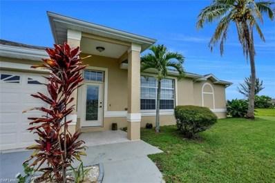 16 37th AVE, Cape Coral, FL 33991 - MLS#: 218067198