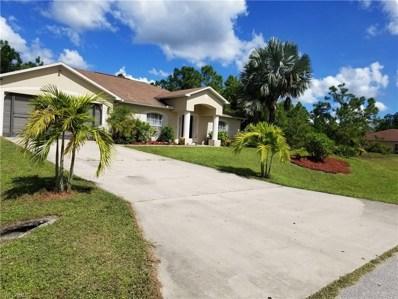 711 Epps Brown E ST, Lehigh Acres, FL 33974 - MLS#: 218067422