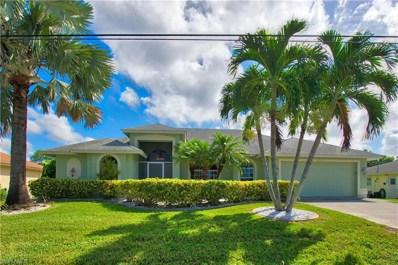 5243 Wisteria CT, Cape Coral, FL 33904 - MLS#: 218067475