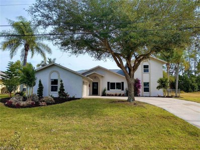 4219 13th AVE, Cape Coral, FL 33914 - MLS#: 218067559