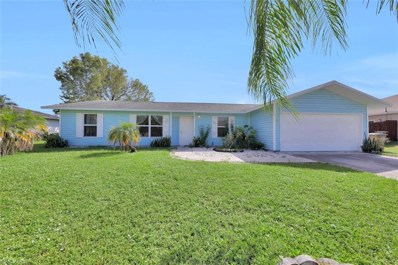222 34th TER, Cape Coral, FL 33914 - MLS#: 218067602