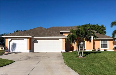 2722 9th AVE, Cape Coral, FL 33914 - #: 218067619