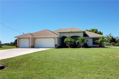 322 31st AVE, Cape Coral, FL 33991 - MLS#: 218067653
