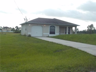 919 Manresa S AVE, Lehigh Acres, FL 33974 - MLS#: 218068217