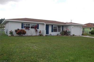 1302 27th ST, Cape Coral, FL 33904 - #: 218068417